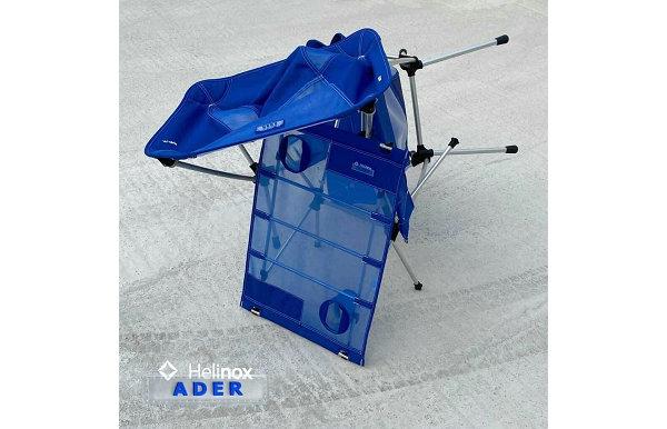 Ader Error x Helinox 全新联名户外折叠椅即将上市