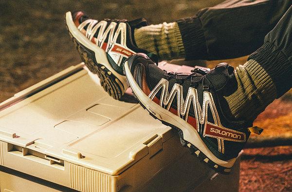 萨洛蒙全新 XA PRO 3D 鞋款全新配色系列即将登场