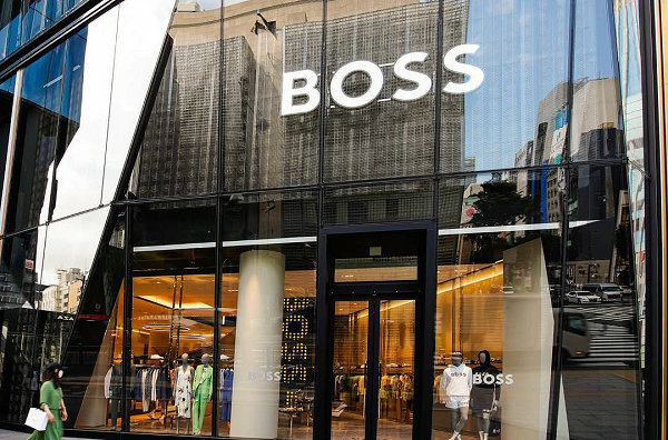 HUGO BOSS 东京银座旗舰店开业,低调而奢华