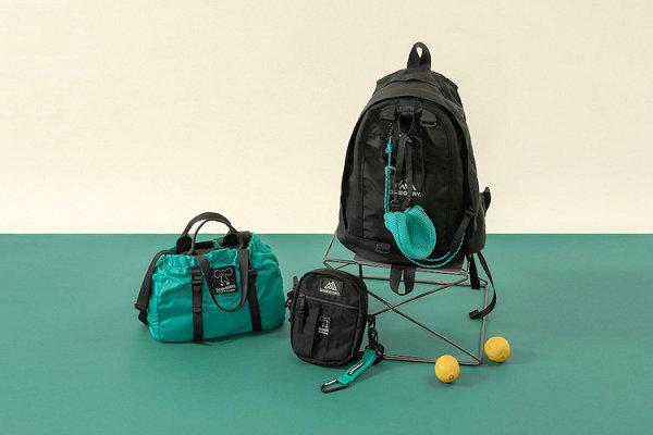Gregory x 塔卡沙全新联名包袋系列亮相,实用与时髦兼备