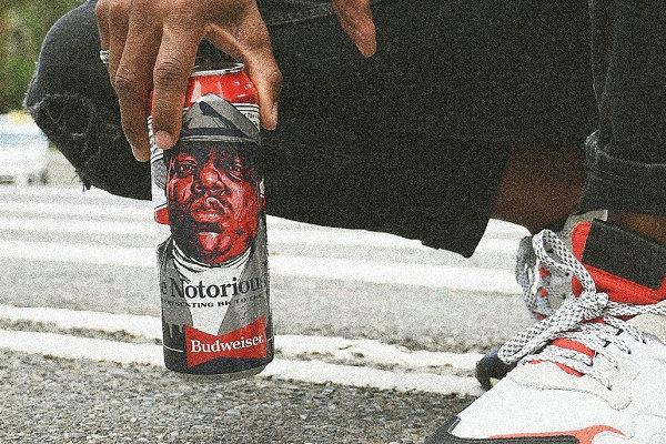 百威 x The Notorious B.I.G. 联名限定系列即将登场