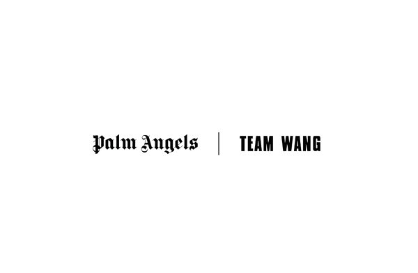 Palm Angels x TEAM WANG 首次联名预告曝光