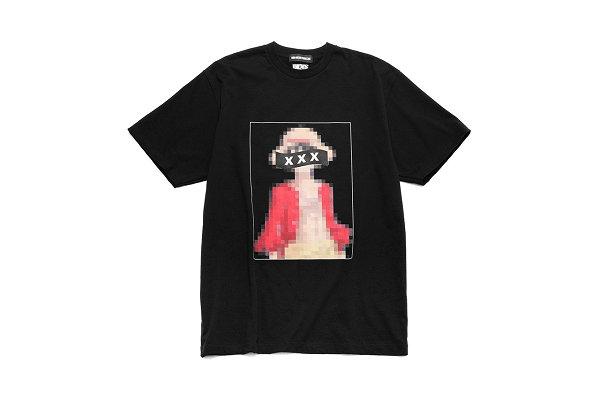 海贼王 x GOD SELECTION XXX 联名 T恤系列即将上市
