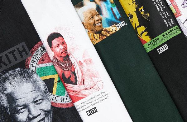 KITH 全新 Mandela Day 别注系列发布,致敬曼德拉