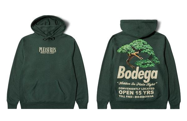 Bodega x PLEASURES 15 周年联名胶囊系列明日上架