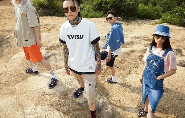 EVISU 福神 x Suicoke 全新联名鞋款系列开启预售