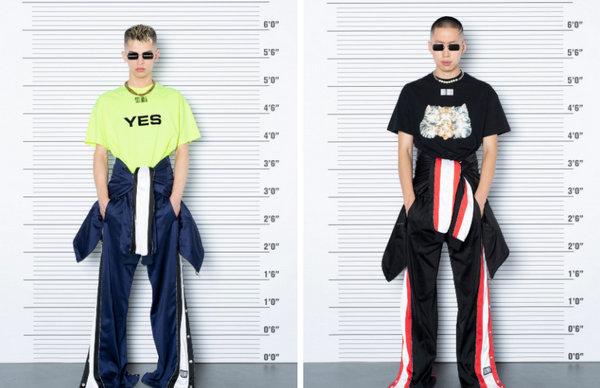 VETEMENTS 旗下 VTMNTS 2022 春夏男装系列发布