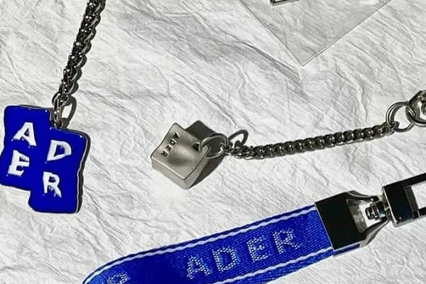 Ader Error 2021 早秋配饰系列抢先预览,金属制品