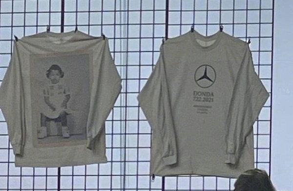 侃爷新专「DONDA」周边 T-Shirt 系列曝光,照片亮了