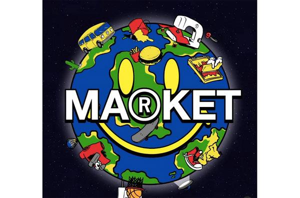 Chinatown Market 正式更名 MA®KET,多个联名即将揭晓