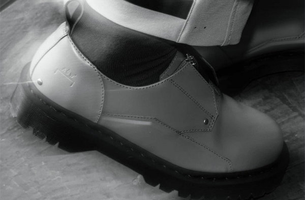 A-COLD-WALL* x 马汀博士联名 1461 鞋款正式揭晓
