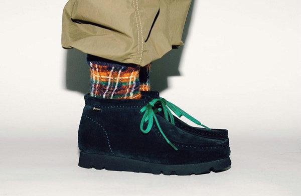 BEAMS BOY x 其乐全新联名 Wallabee 鞋款出炉