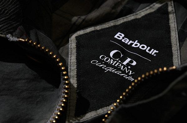 C.P.Company x Barbour 全新联名 50 周年限定系列上架