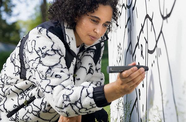 北面 x Shantell Martin 全新联名系列上架,艺术气息浓郁