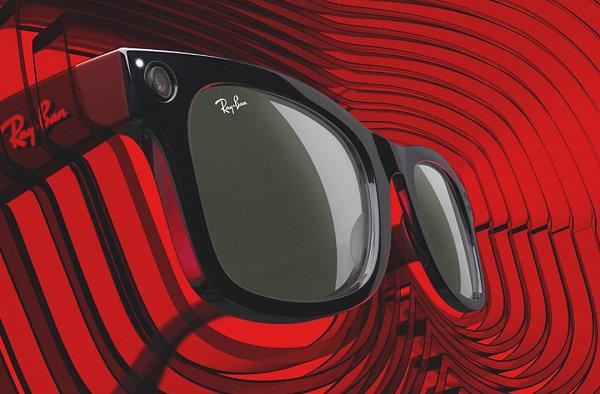 雷朋 Ray Ban x Facebook 全新联名智能眼镜发售