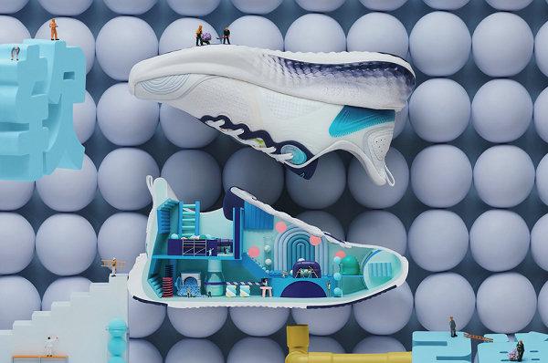"""安踏全新""""乳胶跑鞋""""系列上市,又软又弹"""