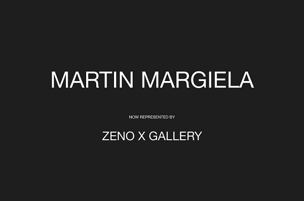 Martin Margiela 巴黎艺术展即将举办,「整体艺术品」
